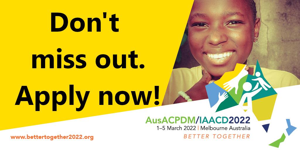 Don't miss it! @IAACDtweets #BetterTogether https://t.co/fmIjhlnuQU