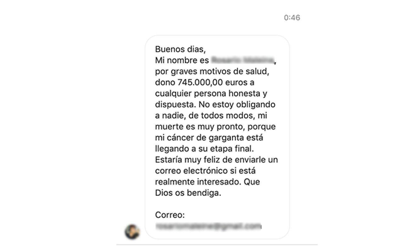 Ciberdelincuentes ofrecen falsas donaciones en redes sociales para ...