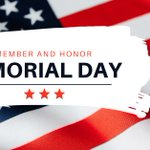 Image for the Tweet beginning: The Memorial Day, we remember