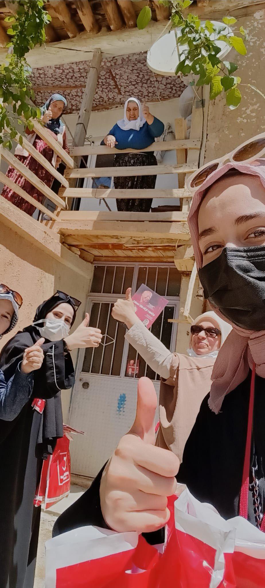 Yeniden Refah Partisi Genel Merkez Kadın Kolları on Twitter: