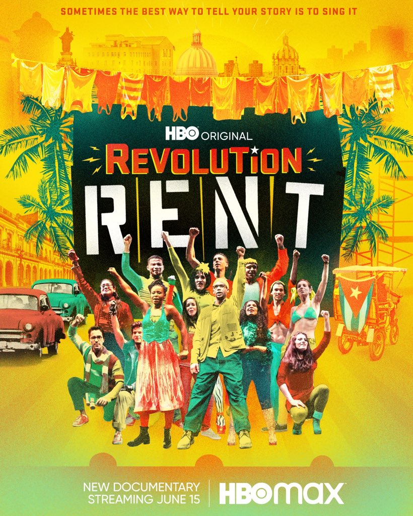 Make sure you check out #RevolutionRent on @hbomax ! @andysenorjr @LSalgadoART #HBOMax