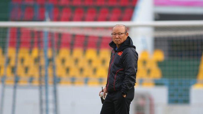 Pelatih Timnas Vietnam Park Hang-seo