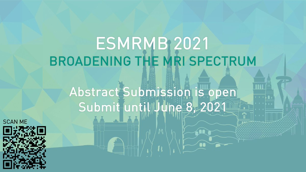 🔔Don't forget to submit your abstract until tomorrow! Good luck to everyone preparing 🖥️🙌