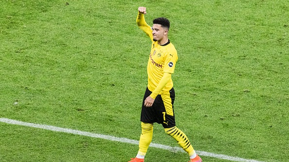 Manchester United Expected To Make Jadon Sancho Bid Imminently [@jamie_ward84]  - Sources tell us bid expected 'soon' - Expected to be £85m  #MUFC  Details ➡️  https://t.co/rEqTHZvYud https://t.co/bfz4H3t1Fh