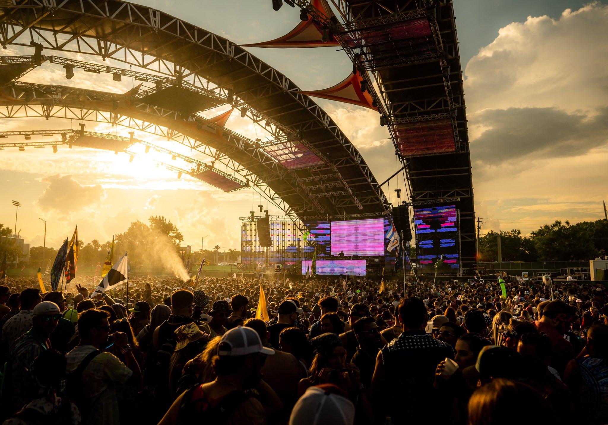 Sunset Music Festival 2021 INZO
