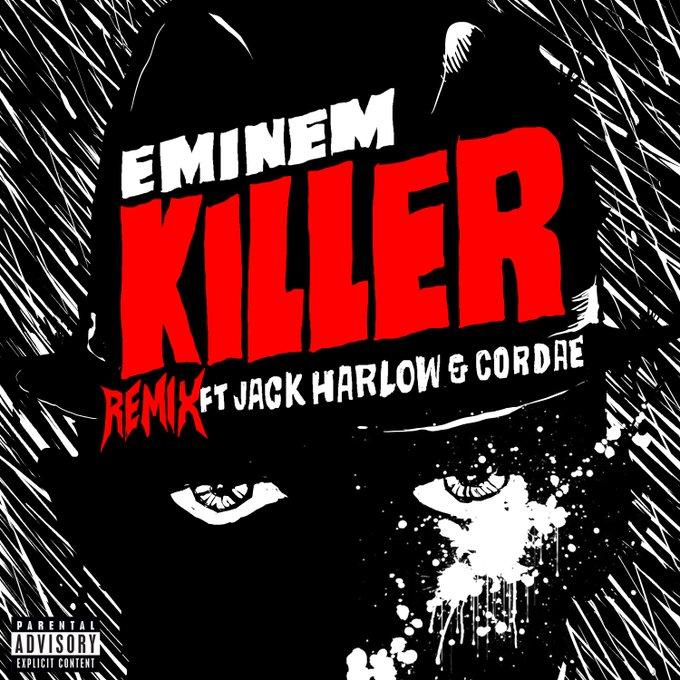 Eminem Killer Remix Lyrics ft. Jack Harlow & Cordae