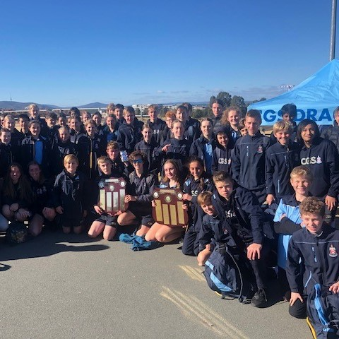 Congratulations to CGS Cross Country Runners who took out two of three ASC Championships! Bella holds the Girls Championship shield and Angus holds the Combined Boys & Girls Championship Shield. Special mention of our Para Runners Felix & Maxwell (3km) as well as Pita & Ben (6km)