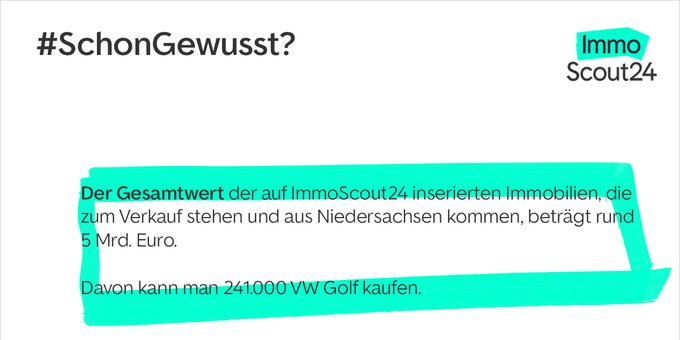 Twitter ImmoScout24