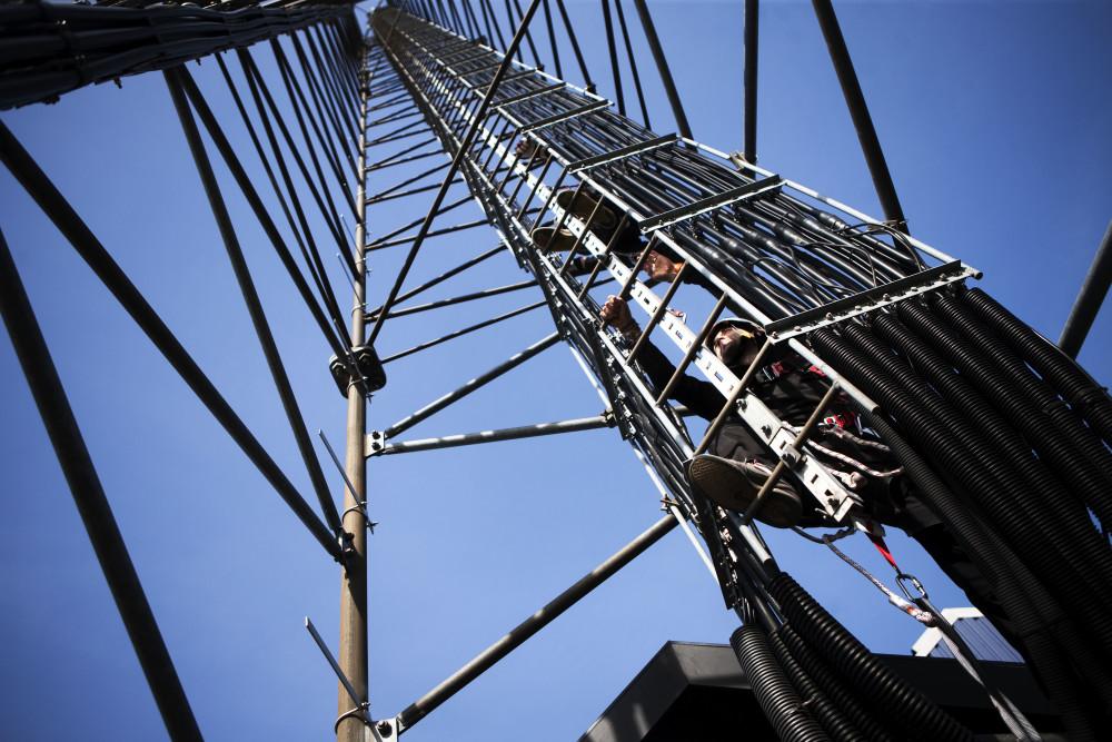 Telenor og Telia aktiverer højhastigheds-5G i den fortsatte 5G-udrulning https://t.co/BQOdQCBdPR https://t.co/tEdp6rxQ2G