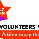 Image for the Tweet beginning: It is #VolunteersWeek 1st-7th June