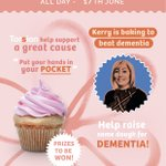 📣 Torsion employees! 📣 Mark 17th June in your calendars to get into the office! Kerry Beaumont is selling her tasty cakes to raise money for @alzheimerssoc 😍#charityfundraising #workplacecharitywork #TeamTorsion