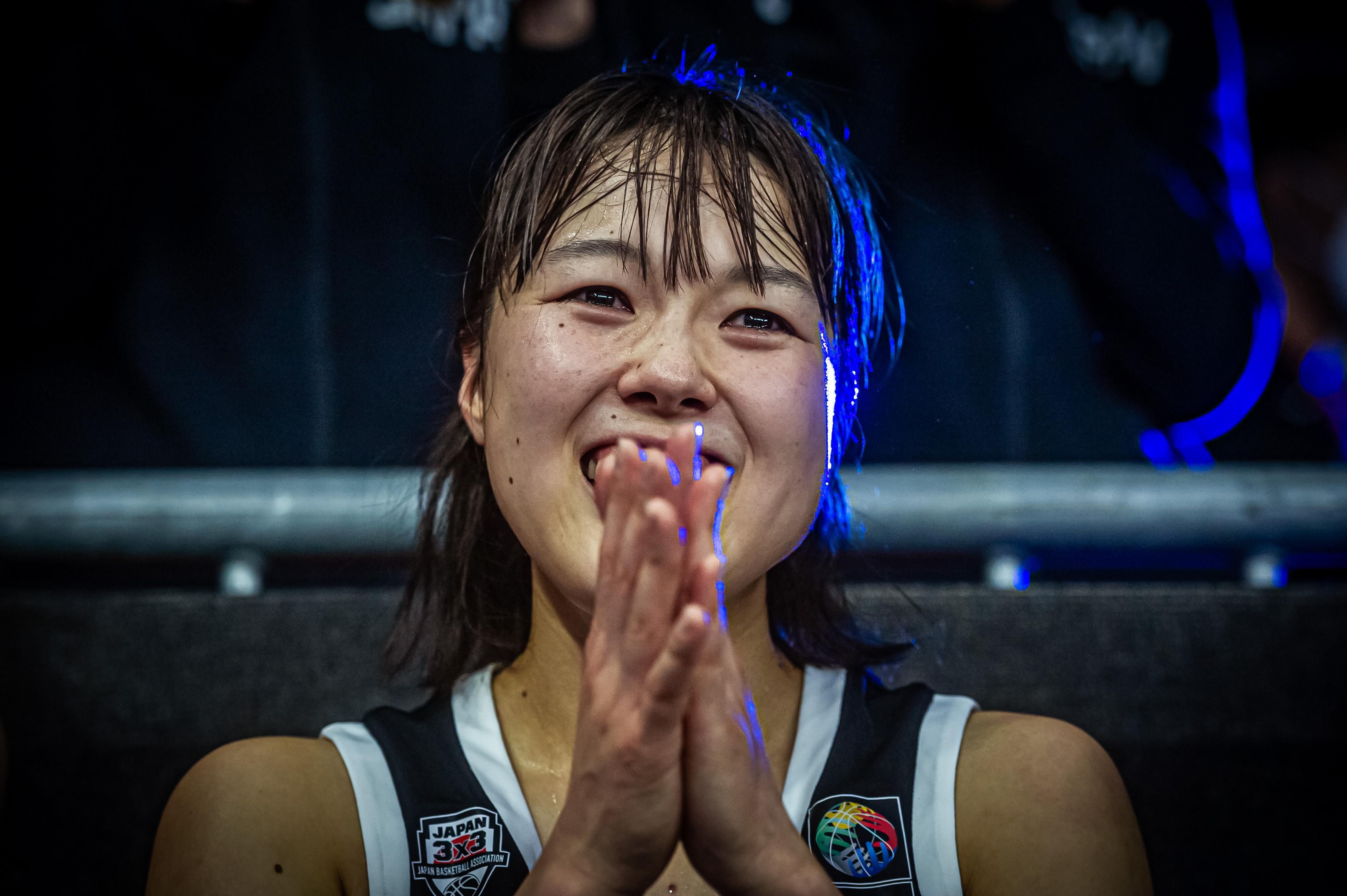 3人制バスケ女子日本代表のメンバーは何人?名前や実績などのプロフィール!