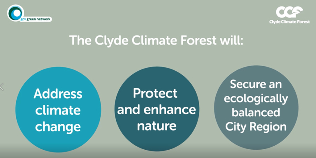 📢 Ahead of hosting #COP26 Glasgow has pledged to plant 18 million trees over the next decade.  Protecting and restoring nature is crucial to reducing emissions and setting the world on a path to a greener, brighter future 🌍