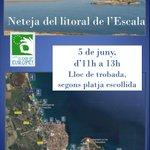 Image for the Tweet beginning: Dissabte, Dia 🌎 del medi