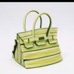 デザイナーは河童なのか?エルメスのバッグのデザイン!