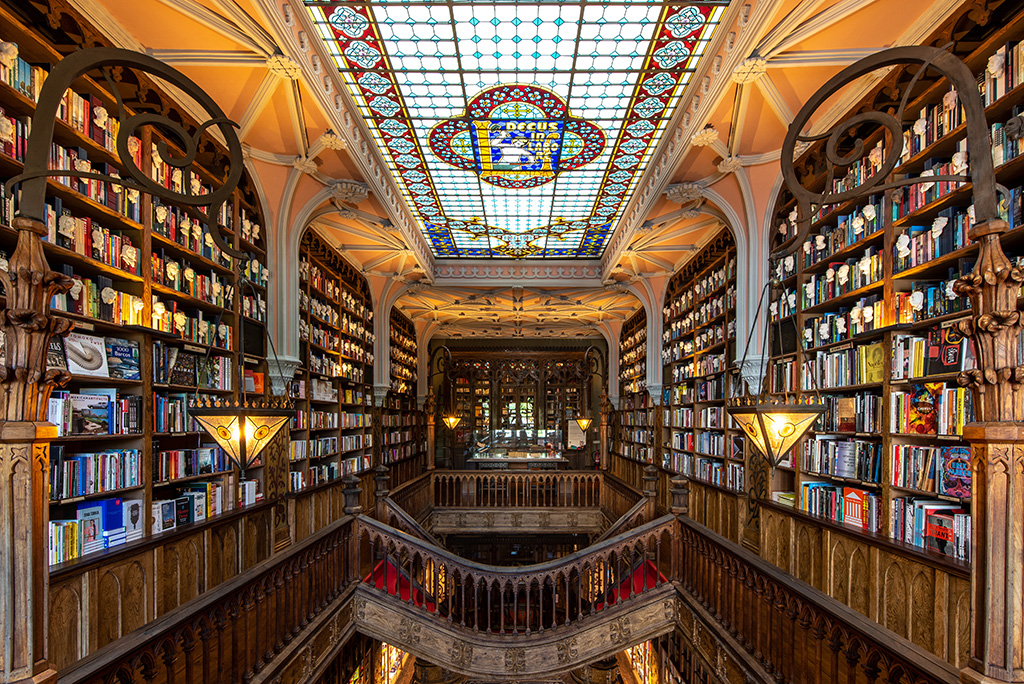 I just curated my first @TIME cover installation honoring the Nobel Prize in Literature winners in a partnership with Livraria Lello in Porto, Portugal, considered one of the world's most beautiful bookstores. Read about the exhibit which opens June 1. https://t.co/udmP7ZSv2S https://t.co/Th1XrivXAh