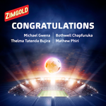 Image for the Tweet beginning: Congratulations winners for being the