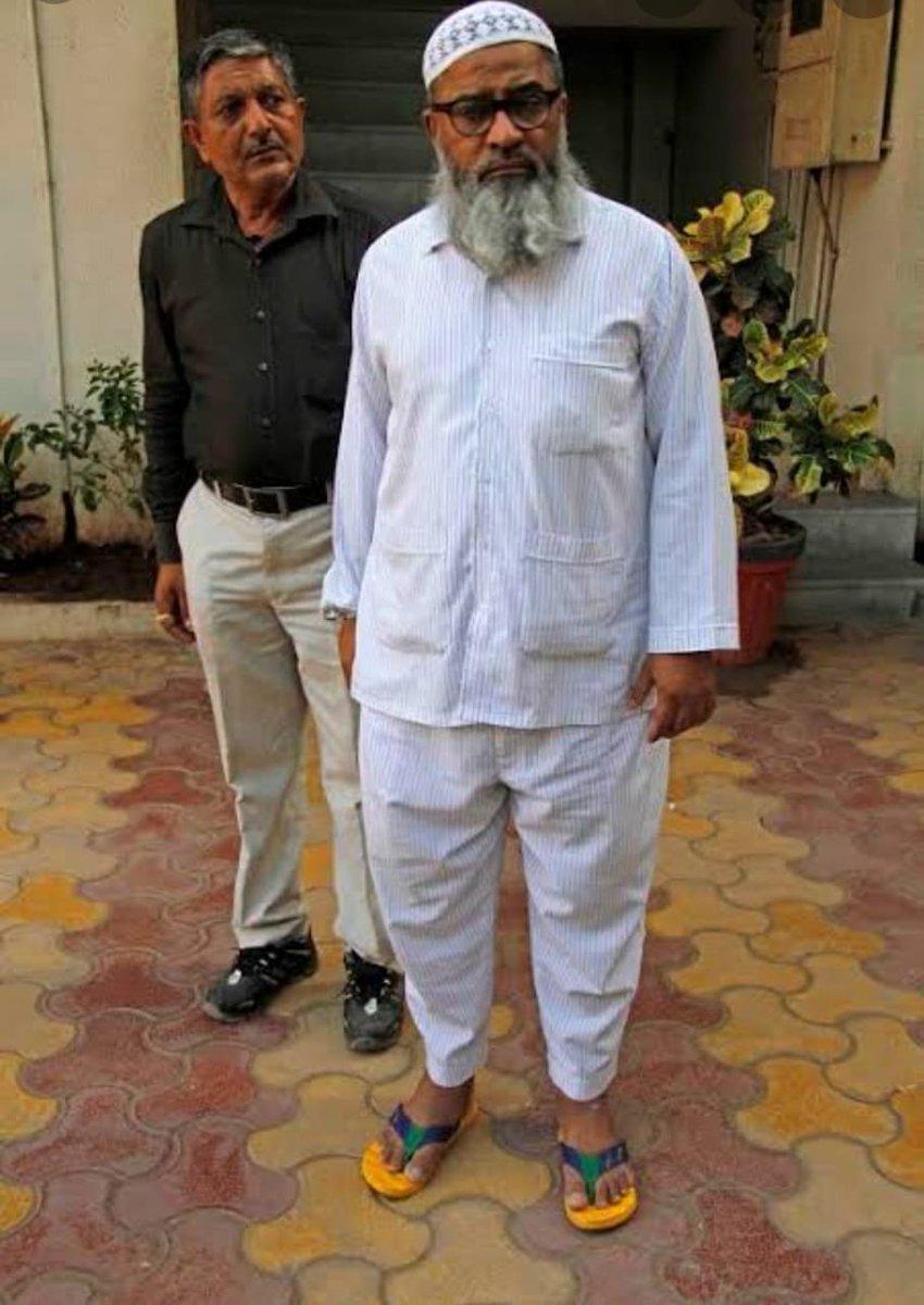 Nazir Vora of Juhapura surrenders in court