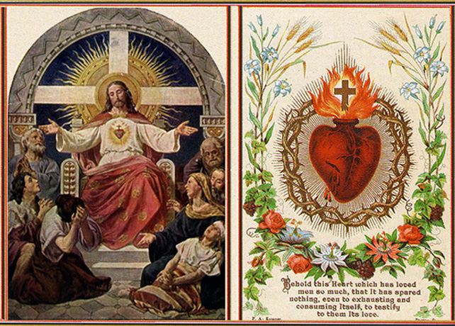 @NovusOrdoWatch A thread with Sacred Heart litanies for every day  https://t.co/TLAEPpVTn0