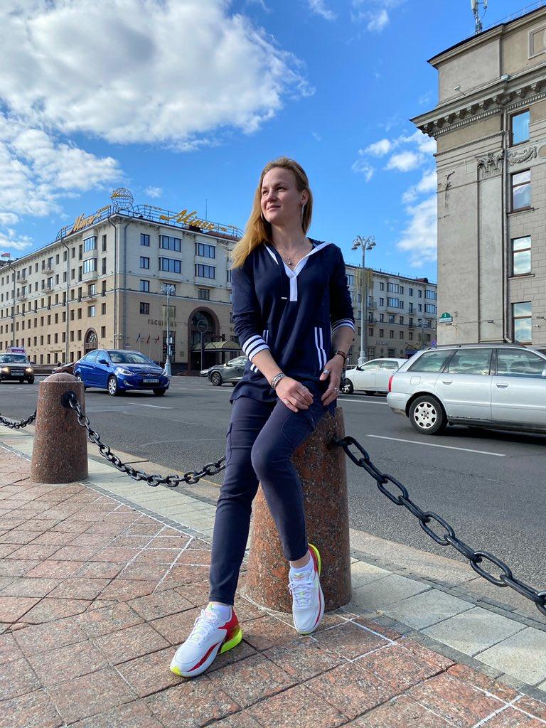 Hello beautiful city Minsk ! 🇧🇾 Belarus. 1 of June 2021 @bravemmaf https://t.co/hvsnMxqms3