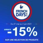 Image for the Tweet beginning: 🐓 French Days 🐓   Jusqu'au