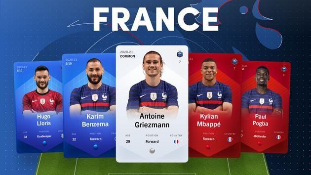 Ballon!!! Avec l' #Euro2021, la #FFF et les #Bleus se mettent aux #NFTs https://t.co/XGBjFPHnDv #Sorare #Blockchain https://t.co/gPoxR85MfU