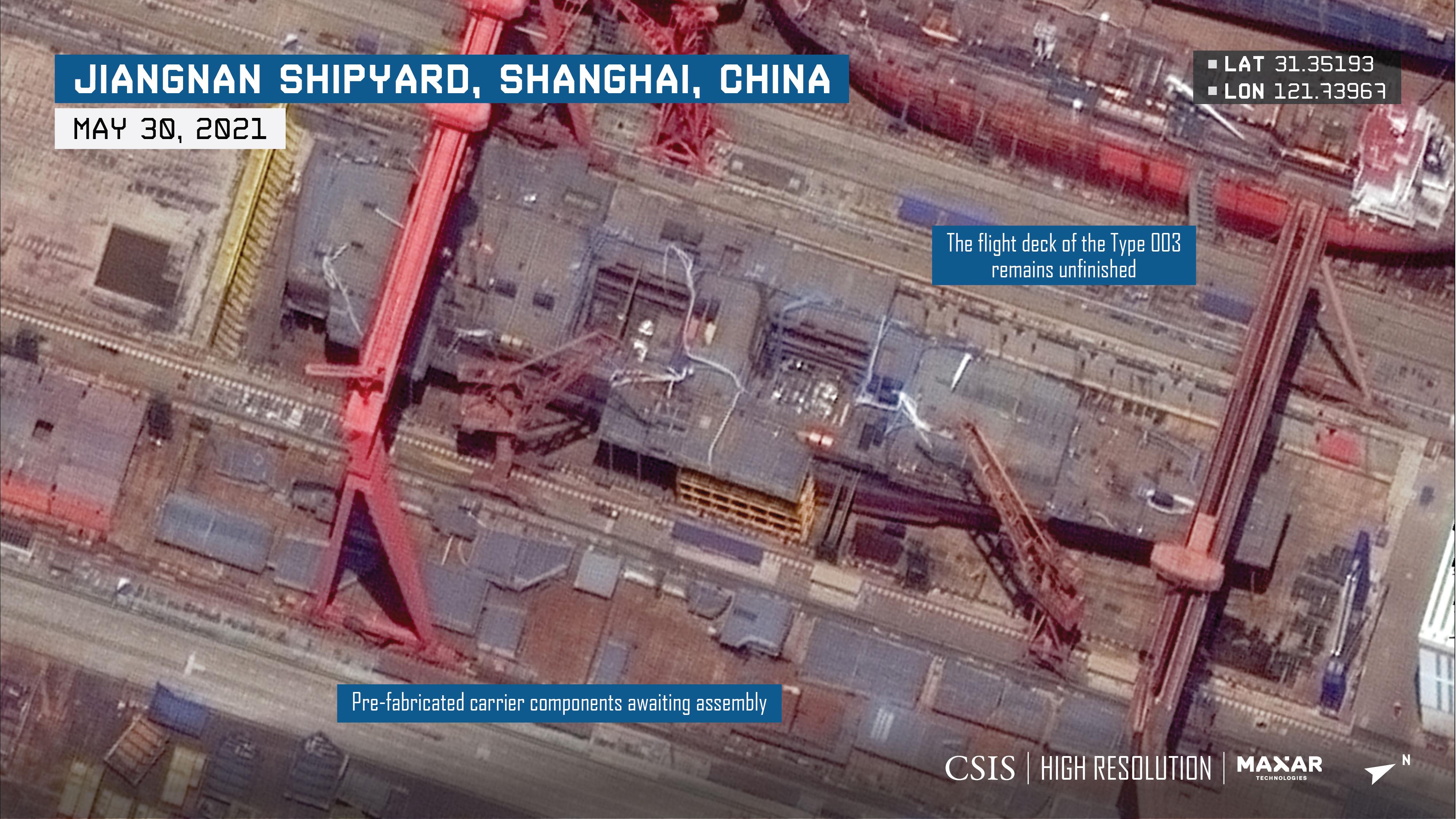 China-Third Carrier