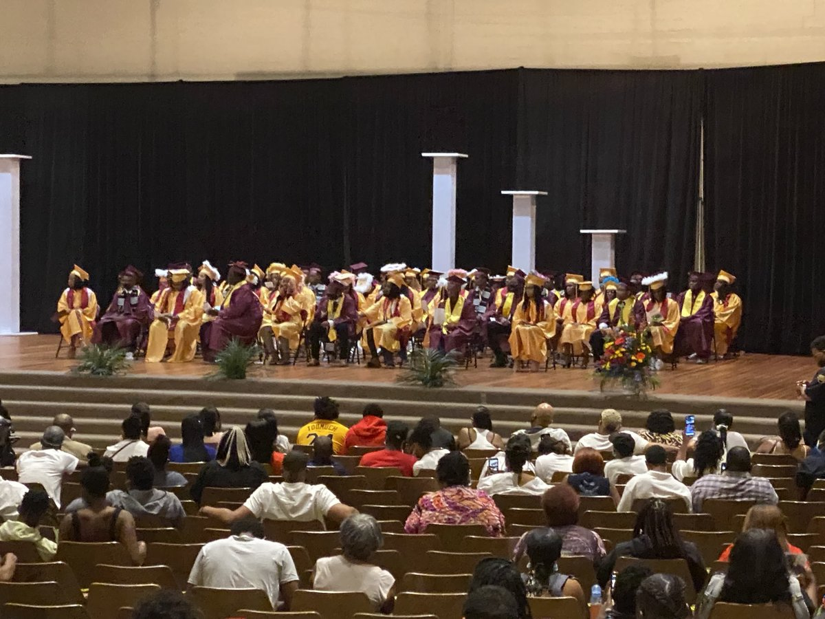 Thank you for allowing me to be part of todays graduation ceremony at my alma mater John Adams High School. I am excited and optimistic to see what the talented class of 2021 will accomplish in the future. #classof2021 https://t.co/5IlODVNWny