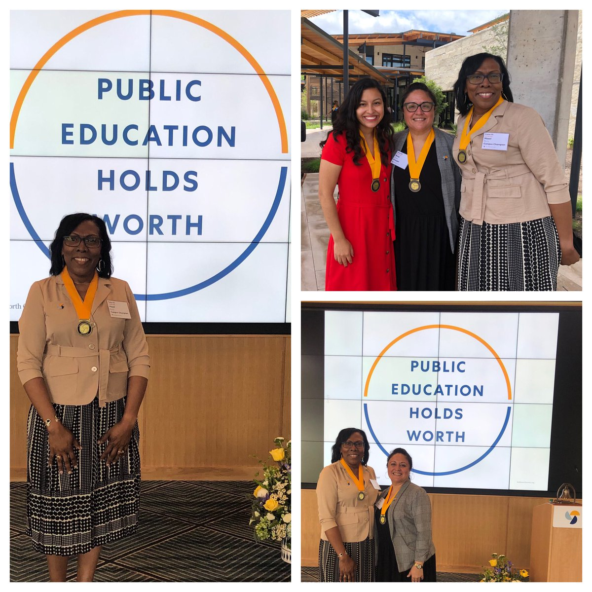 Will ALWAYS appreciate this journey of learning & growth! Thankful for the investment and support in my leadership journey @HoldsworthCentr @KleinISD @KaiserKISD @BettyZavala0310 @Amy_O_Connor @DoubleCwalker3. Public education truly holds worth! https://t.co/dM5nNB6Ttb