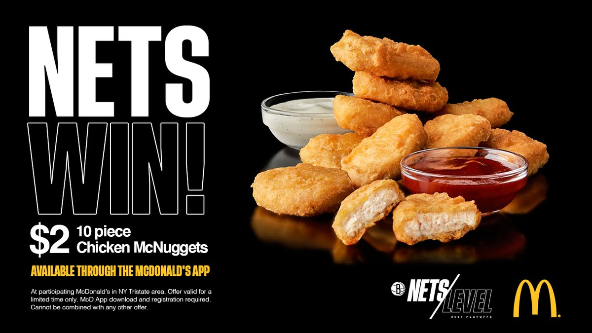 You know what that W means.  $2 10-PIECE MCNUGGETS!!! https://t.co/OsP5AbxX8I