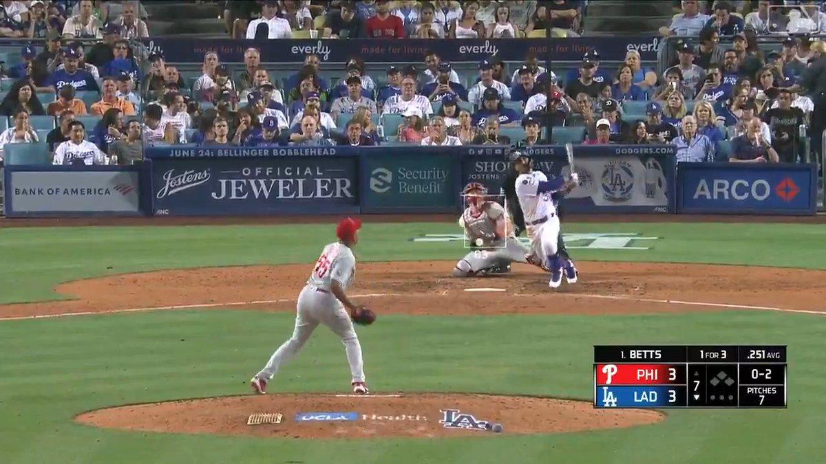 @MLB's photo on Mookie