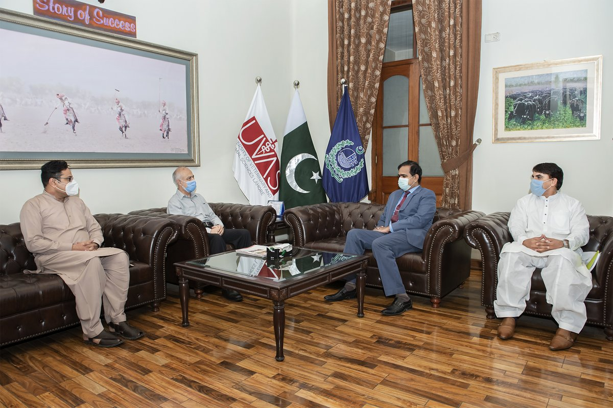 RT @UVAS_Official: Director General Sports (HEC) Mr Javed Ali Memon visited UVAS https://t.co/ForYtHKDG2