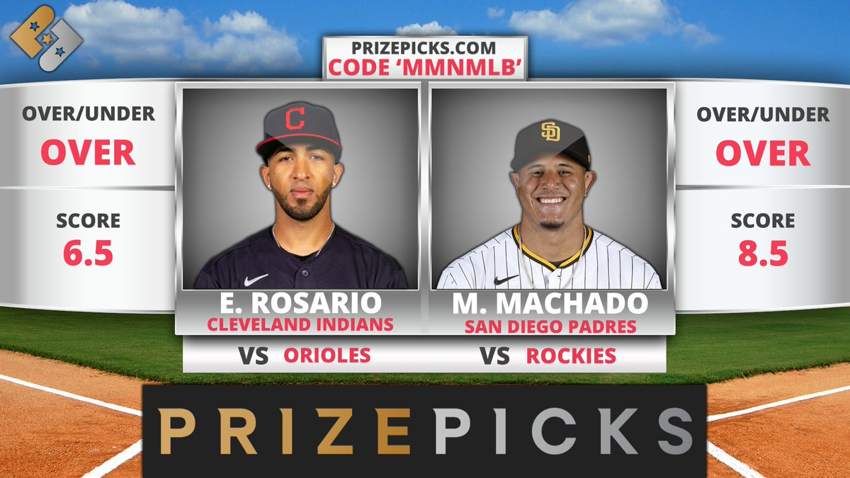 "MLB DFS Picks & Bets Monday 6/14 c/o @Jthayesjr  WATCH: https://t.co/lxcvbTVWwi  Apple: https://t.co/ykR2YLjGoF Stitcher: https://t.co/dcrPPCZPKv Spotify: https://t.co/Ml8P7tGAKG  Get up to a $100 deposit match at Prize Picks (https://t.co/IHlBaJgAtg) using code ""MMNMLB"" https://t.co/CE647CYBA7"