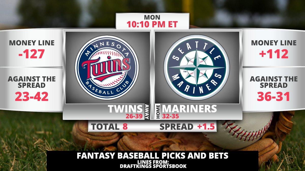 "MLB DFS Picks & Bets Monday 6/14 c/o @Jthayesjr  WATCH: https://t.co/lxcvbTVWwi  Apple: https://t.co/ykR2YLjGoF Stitcher: https://t.co/dcrPPCZPKv Spotify: https://t.co/Ml8P7tGAKG  Get up to a $100 deposit match at Prize Picks (https://t.co/IHlBaJgAtg) using code ""MMNMLB"" https://t.co/x72zuytMix"