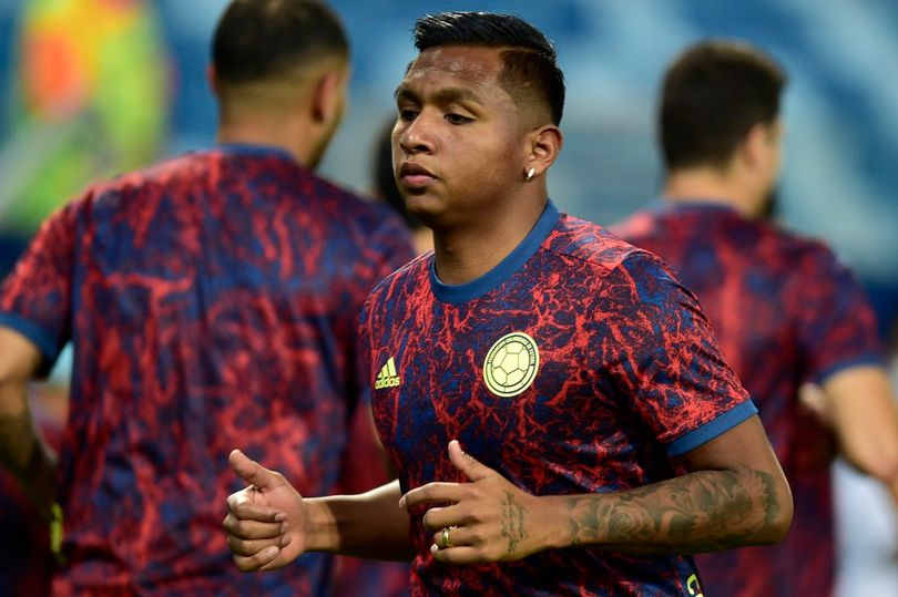 Rangers star Alfredo Morelos left on the bench as Colombia start Copa America campaign with win  https://t.co/pl6RH5NXgS https://t.co/98n8Xzl20y