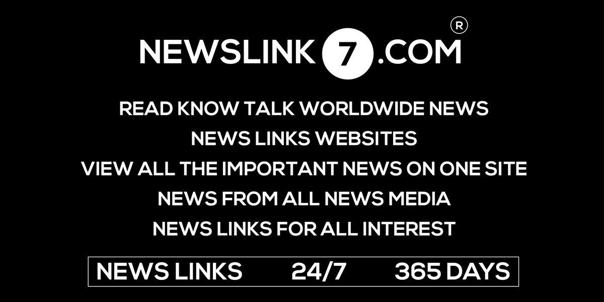 https://t.co/VzhqT3lK4Q   Read- Know- Talk - Worldwide - News   #UnitedStates #Italy #Portugal #Ukraine #France #Chile #Israel #Brazil #Colombia #Sweden #Indonesia #Cuba #uk #london #HongKong    #Germany #India #Bitcoin  #Pakistan #Canada  #news #socialmedia #MexicoCity #Peru https://t.co/3pwupoQXzS