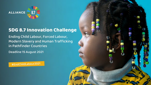 The competition winners will receive grants & mentoring. Please consider applying for the  #ForcedLabour grants!