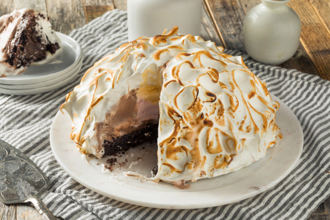 Move over banana bread – looks like Baked Alaska has the spotlight this summer!   According to UK retailer; Waitrose has seen a huge spike in interest for the dessert and searches are up 200% on this time last year. https://t.co/cNqWLRDVwr https://t.co/4h8qYbd2rg
