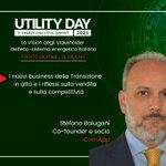 Image for the Tweet beginning: Domani Stefano Balugani interverrà al