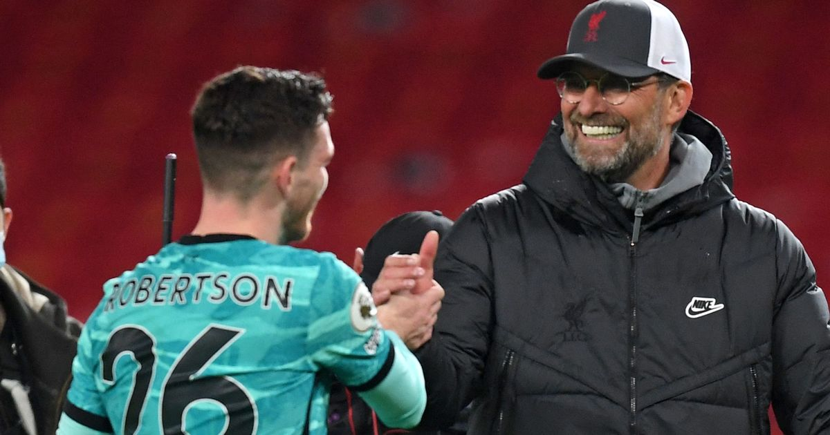 Jurgen Klopp is right about major Liverpool concern and Andy Robertson proves it - Liverpool Echo https://t.co/GZSvkLjiWZ #euro2020 #LiverpoolFC #AndyRobertson https://t.co/SQ9YSGOLkn