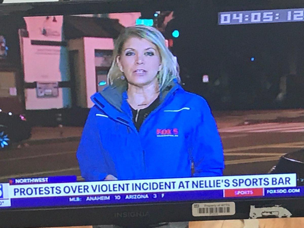 RT @WisdomFOX5: Headlines 4am @fox5melanie updates incident at nellies sports bar by security #gooddaydc https://t.co/r0f5BZATgI