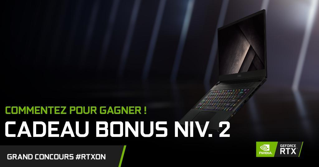 @NVIDIAGeForceFR's photo on #RTXOn