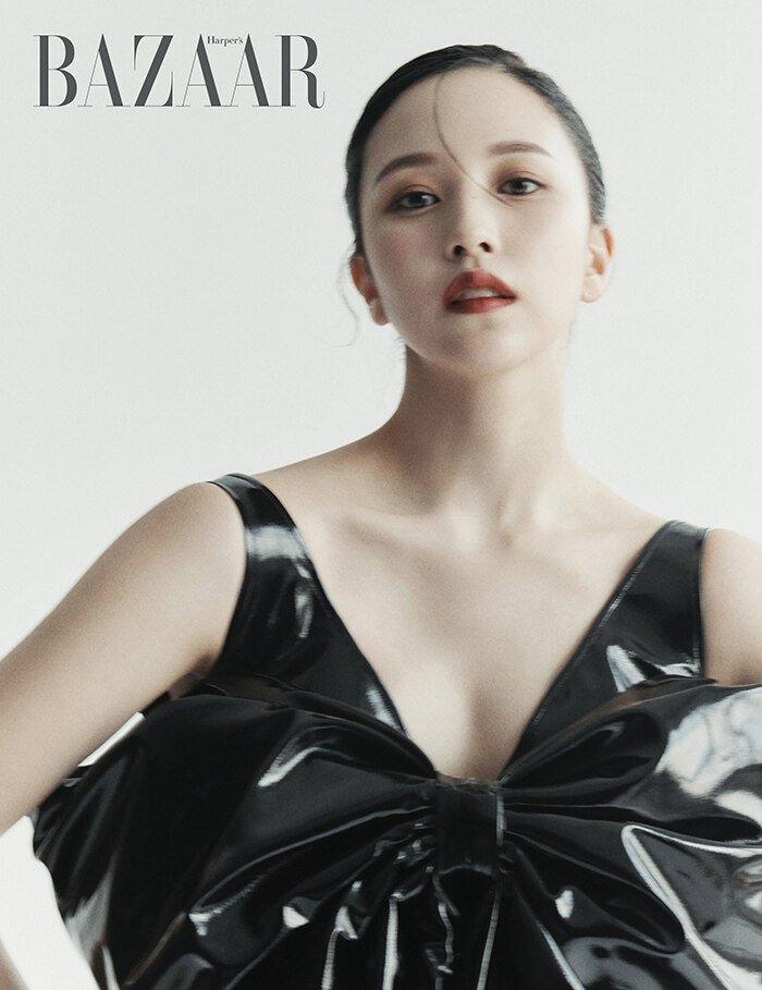 RT @SubjectKpop: Mina will be featured on Harper's Bazaar Korea 2021 July Issue  #TWICE #트와이스 @JYPETWICE https://t.co/q3RAnPXGaH