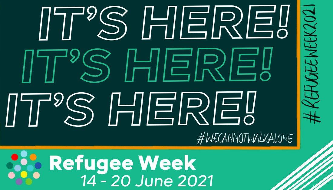 Refugee Week (@RefugeeWeek)   Twitter