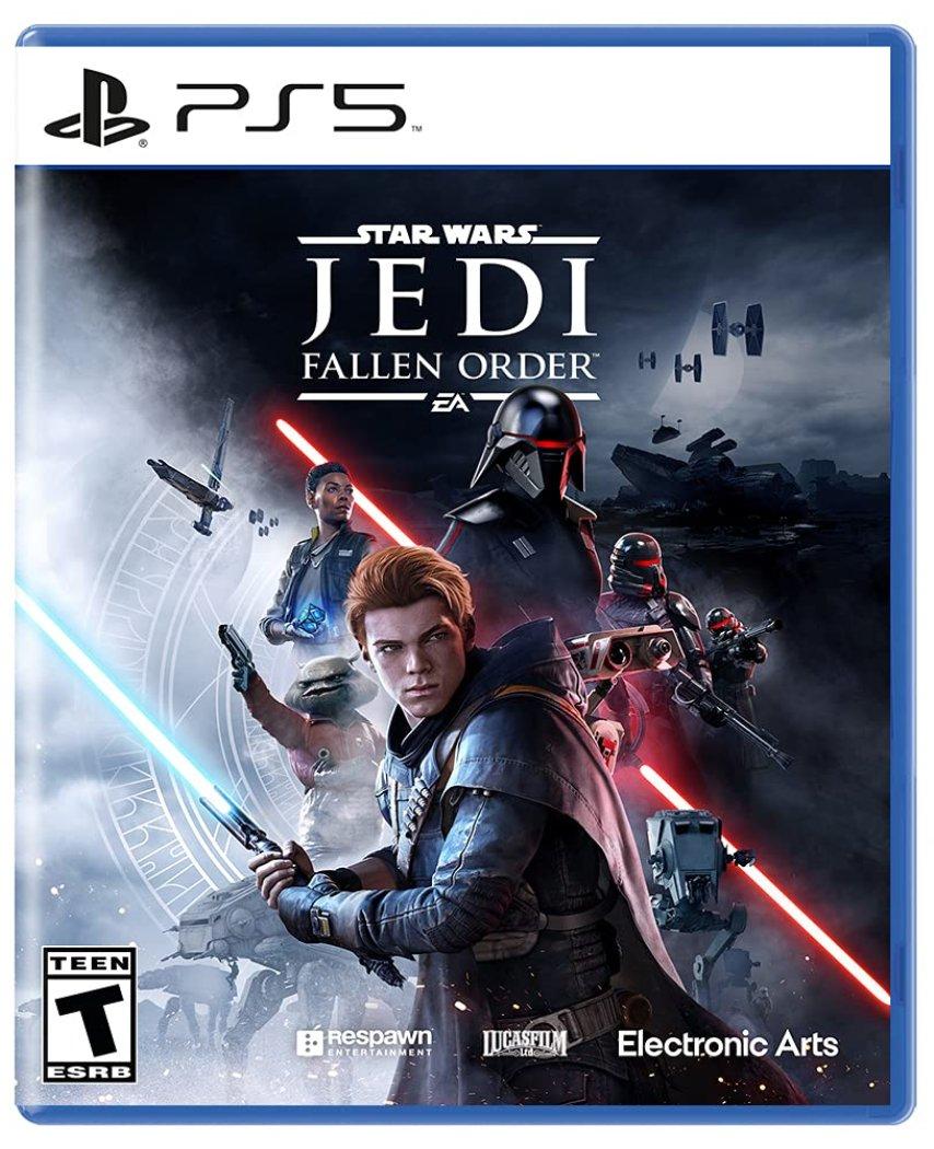 Star Wars Jedi Fallen Order PS5 $39.99   Amazon