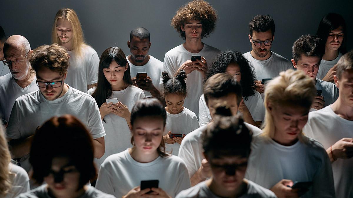 Pegados como lapas a las redes sociales: su uso pegó un brinco de casi el 80% en 2020 https://t.co/B2o055jjuD 👈 https://t.co/mr9dQnVAuJ