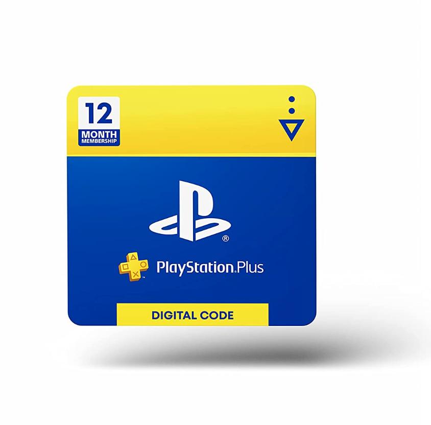 PlayStation Plus: 12 Months Membership [Digital Code]  RRP $59.99 Deal $38.29  CDKeys