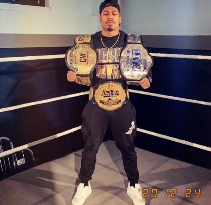 Carmelo_WWE photo