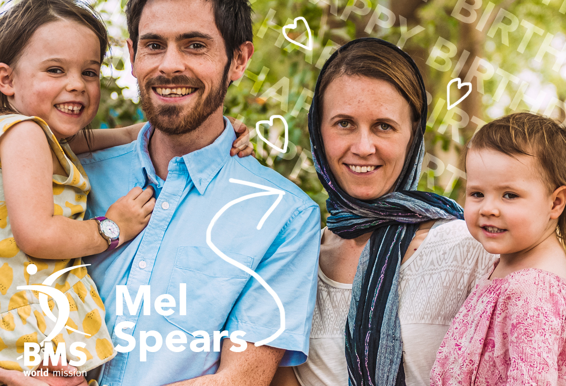 test Twitter Media - Let's wish Mel Spears a very happy birthday! 🎉 🎉 🎉 🎉 By the way, Mel features in our recent update from Guinebor II hospital in Chad.  Click here 👉 https://t.co/R8Wpwiyr6U for some really fascinating updates into her work with children suffering from malnutrition. https://t.co/lODpuSpQ9D