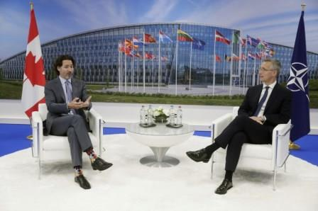 NATO to brand China security risk despite Beijings cries of slander at G7 Photo